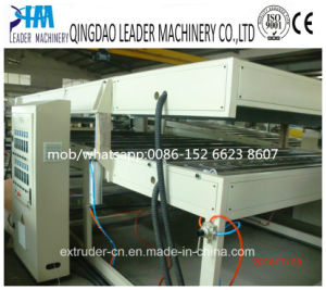 Double Wall/Triple Wall/Multiwall Polycarbonte PC PP Hollow Grid Sheet Extrusion Machine pictures & photos