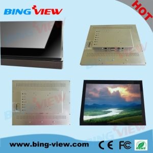 "21.5"" 16: 9 Wide Pcap Multitouch Interactive Touch Kiosk Monitor"