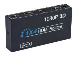 4 Ports HDMI Splitters pictures & photos