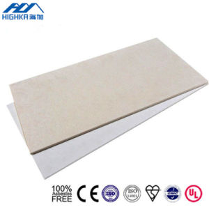 Fibre Cement Board Prefabricated House Wall Board pictures & photos