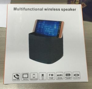 Best Quality Multifunctional Wireless Bluetooth Speaker Q5 pictures & photos