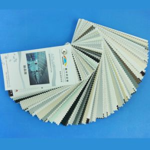 New Material Curtain Fabric Roller Blinds for Decoration pictures & photos