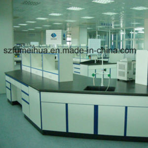 Chemical Resistant Laminate Board School Laboratory Countertop pictures & photos