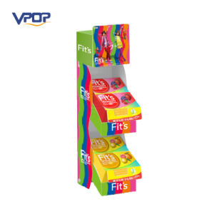 Wholesale Quality Portable Promotion Stands Cardboard Pallet Display pictures & photos