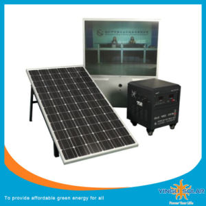 1600W High Efficiency Solar Power Generator System pictures & photos