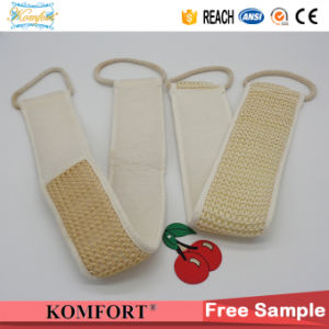 Natual Bath and Body Product Sisal Belt Exfoliating Strap (KLB-083) pictures & photos
