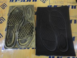 15kw High Frequency PVC/PU/EVA Shoe Insole Welding Machine Dongguan Factory pictures & photos