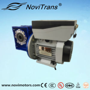 3kw Servo Transmission Speed Adjustment Motor with Decelerator (YVM-100C/D) pictures & photos