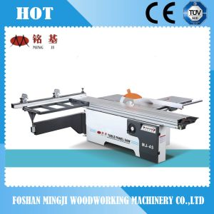45 Degree Woodworking Panel Saw Machine Sliding Table Saw Machine pictures & photos