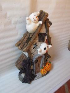 Halloween Decoration House Ceramic Crafts (LOE2268-60) pictures & photos
