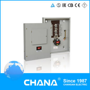 Surface or Flush Mounted 3 Phase Distribution Box with Steel Sheet pictures & photos