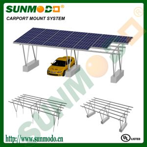 Carport Solar Mounting System pictures & photos