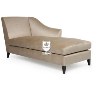 Contemporary Fabric Lounge Chair Canada for Hotel pictures & photos