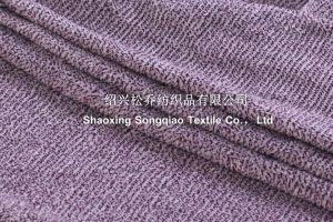 Yarn Dyed Flannel Fleece Fabric / Fleece Blanket pictures & photos