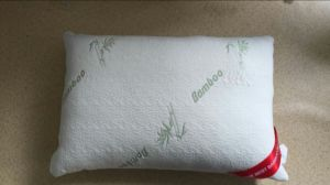 Wholesale Competitive Price Shredded Memory Foam Bamboo Pillow pictures & photos