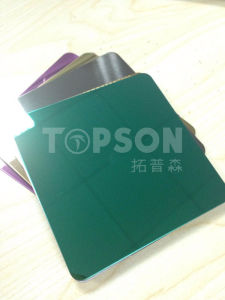 201 304 316 Steel Product Stainless Steel Sheet with 8k Mirror Colored for Decoration pictures & photos