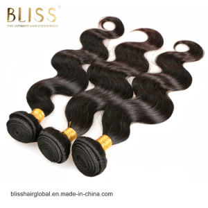 "Bliss Malaysian Hair Body Wave 12""-24"" 9A High Quality One Donor Raw Virgin Unprocessed Human Hair pictures & photos"