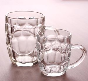 280ml Water Pineapple Glass Cup pictures & photos