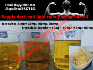 Drostanolone Enanthate Masteron Injection Oil Liquid 100mg/200mg Build Muscle pictures & photos