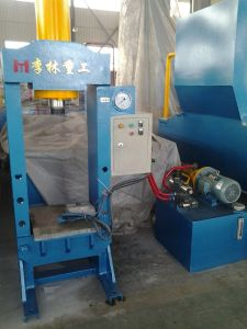 Four-Column Hydraulic Press (YLL32-40/63/100) pictures & photos