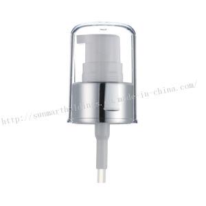 24/410 Aluminium Plastic Cream Pump pictures & photos