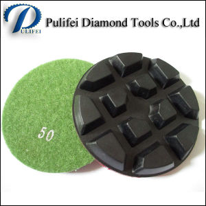 Floor Grinder Pad Diamond Dry Grinding Pad pictures & photos