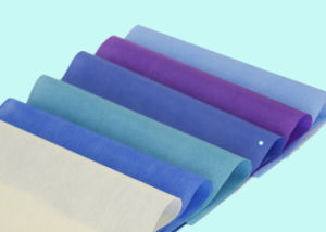 Hydrophobic SMS Nonwoven Fabric pictures & photos