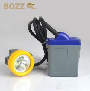 Komba 6.6ah 10000lux 3W-CREE LED Coal Miner Lamp Headlight T7 (B) pictures & photos