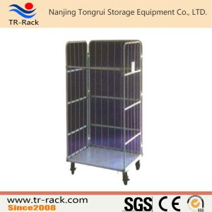 Storage Trolley Logistic Table Trolley for Warehouse pictures & photos