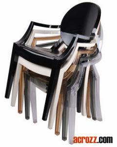 Replica Modern Design Banquet Stackable Acrylic Ghost Chair pictures & photos