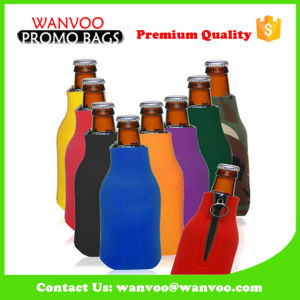 Durable Insulated Neoprene Wine Bottle Cooler Portable Champagne Gift Bag pictures & photos