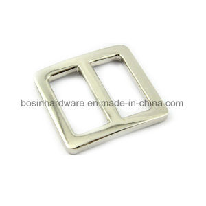 25mm Flat Metal Slide Buckle for Strap pictures & photos