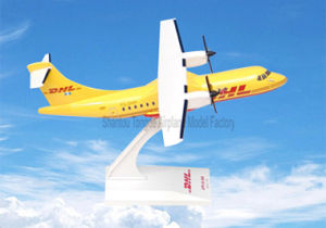 Atr-42 Plastic DHL Scale ABS Model Aircraft pictures & photos