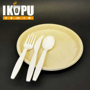 Reusable Kids Disposable Cpla Cutlery pictures & photos