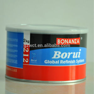 Good Performance 2k Polyester Putty for Car Refinish pictures & photos
