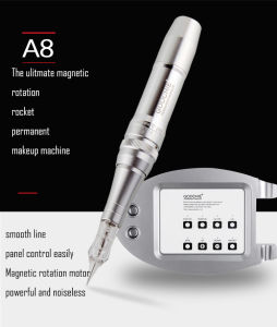 Goochie A8 High Quality Permanent Makeup Machine pictures & photos