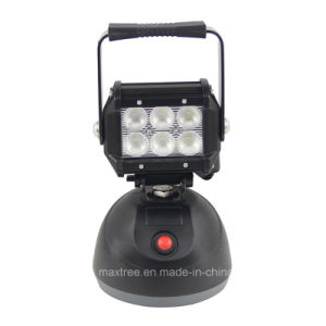 10-110V Upgrated Wide Voltage LED Tractor Cordless Work Lights pictures & photos
