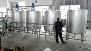 Automatic CIP Cleaning Machine for Dairy Production pictures & photos