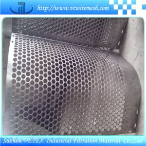 SUS 304L Perforated Wire Mesh pictures & photos
