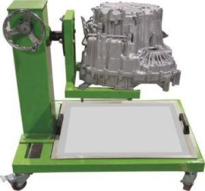 Educational Equipment Automatic Transmission Disassembling Flip Frame pictures & photos