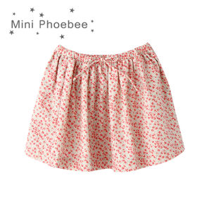 Cotton Floral Skirts for Little Girls Summer Adjustable pictures & photos
