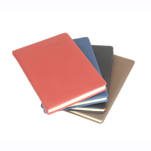 Full Color Customized PU Leather Notebook Printing pictures & photos