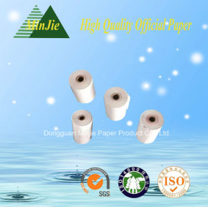 Thermal Paper Roll, Cash Register Paper Type Thermal Paper Roll pictures & photos