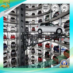 Auto Vertial Parking Lift pictures & photos
