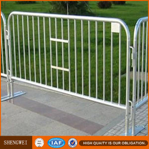 Galvanized Steel Crowd Control Road Barrier pictures & photos