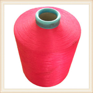 FDY DTY Polyester Dope Dyed Yarn pictures & photos