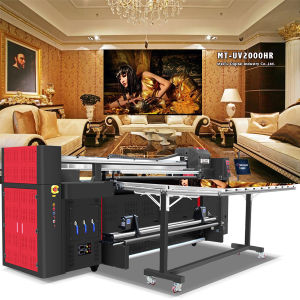 Mt Large Format Printer UV Printing Machine Roll to Roll and Flatbed Inkjet Printing Machine pictures & photos