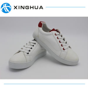 Small White Popular Casual Shoes pictures & photos
