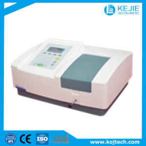 Automatic Wavelength Calibration/LCD Display/Visible Spectrophotometer pictures & photos