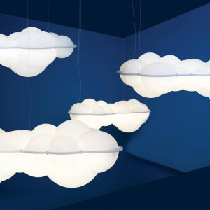White Acrylic Haning Lighting Modern Cloud Shape Pendant Lamp pictures & photos